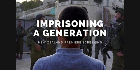 Imprisoning a Generation. tickets