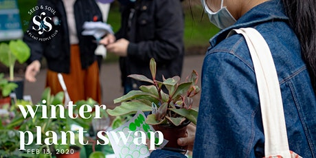 San Francisco Winter 2021 Plant Swap tickets