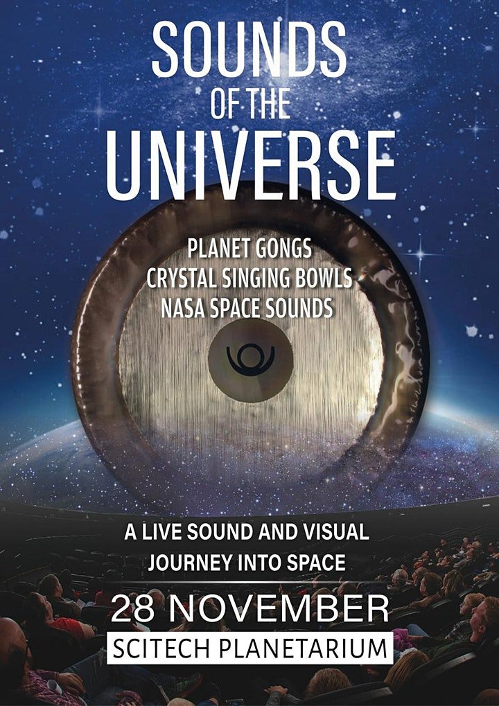 Sounds of the Universe image