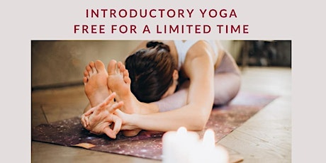 FREE INTRODUCTORY YOGA tickets