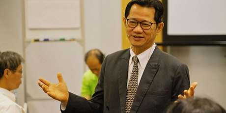 Dr Patrick Liew's Property Investment Seminar Happening LIVE in Oct tickets