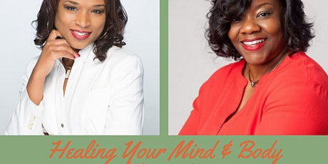 Healing Your Mind & Body Naturally tickets
