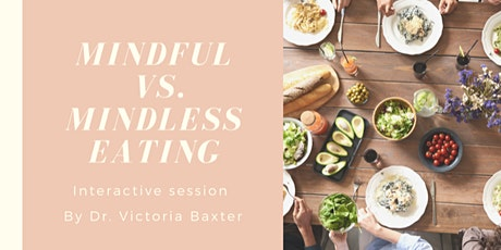Mindful versus Mindless Eating Tickets