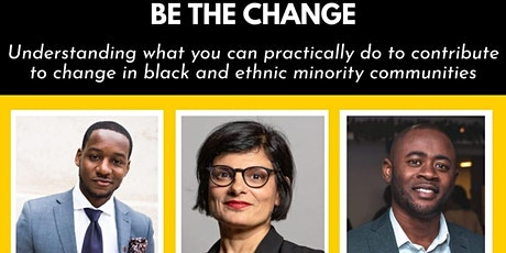 BPN Event: Be The Change tickets