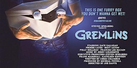 "Cinemateca del Mediterráneo ""Gremlins"" tickets"