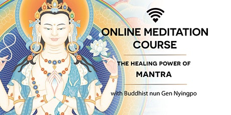 The Healing Power of Mantra tickets