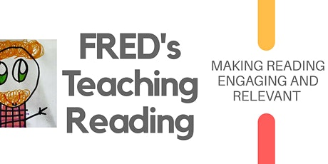 FRED's Teaching Reading WCR Basics! tickets