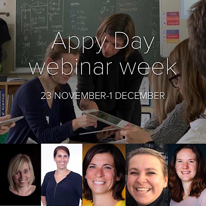 Afbeelding van AppyDay-webinarweek