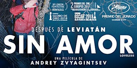 """Cinemateca del Mediterráneo """"Loveless"""" entradas"""