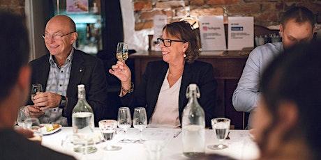 Klassisk champagneprovning Västerås   Steam Hotel Den 28 November biljetter