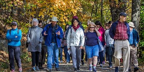 Program Title: Tree identification walk at Rockefeller Preserve with John M tickets