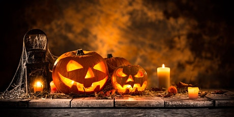 Trick or treat! 31/10/2020 tickets