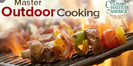 Free Master Class: How to Master Outdoor Cooking tickets