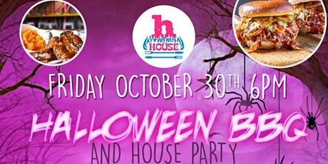 Halloween BBQ and House Party! tickets