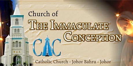 CIC JB English Mass tickets