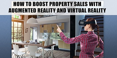 Augmented Reality and Virtual Reality for Real Estate tickets