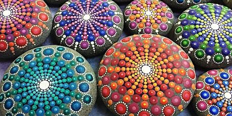 Mandala Rock Painting Workshop tickets