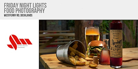 FRIDAY NIGHT LIGHTS - FOOD PHOTOGRAPHY tickets