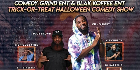 Trick or Treat Halloween Comedy Show tickets