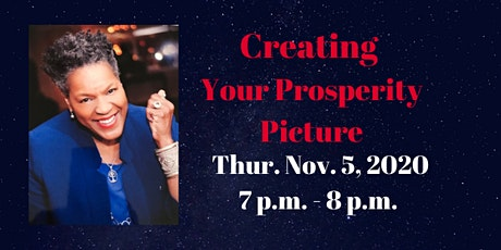 Creating Your Prosperity Picture tickets