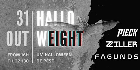 Halloweight @ Level Eight Rooftop & Bar