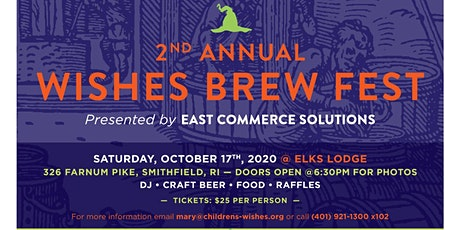Wishes Brew Fest tickets