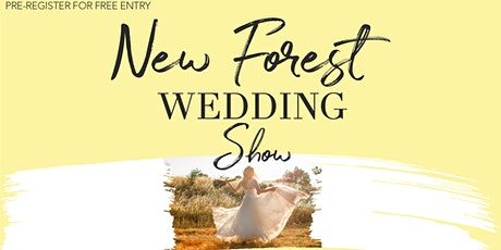 New Forest Wedding Show tickets