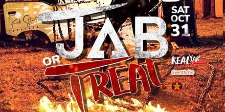 Jab or Treat tickets
