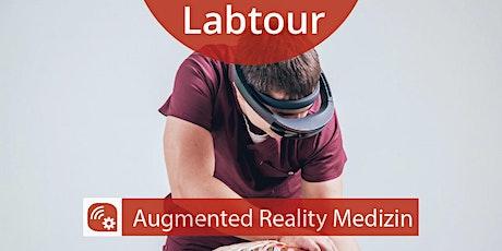 LabTour: Erweiterte Realität in der Medizintechnik Tickets