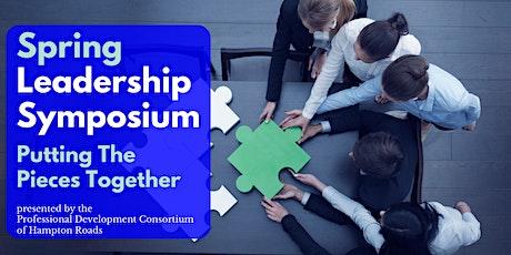 PDCHR Spring Leadership Symposium tickets