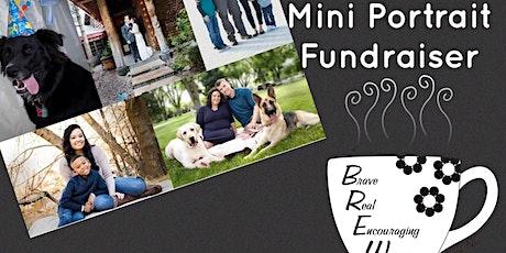 BREW Family Portrait Mini Session Fundraiser tickets