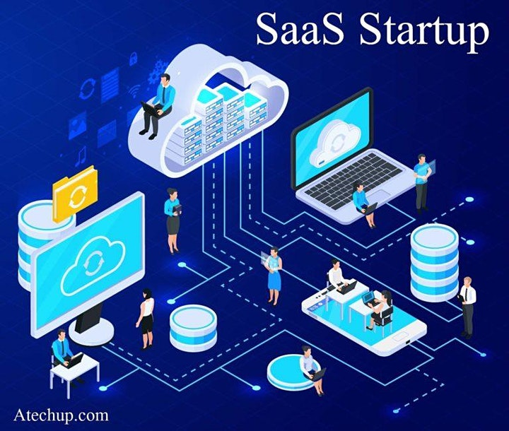 Develop a Successful SaaS  Tech Startup Company Today! image