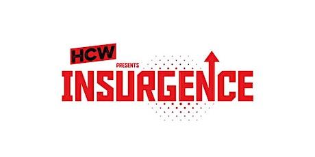 HCW Insurgence tickets