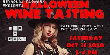 Halloween Wine Tasting tickets