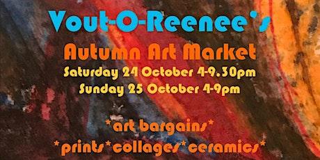 Autumn Art Fair @Voutoreenees_ tickets