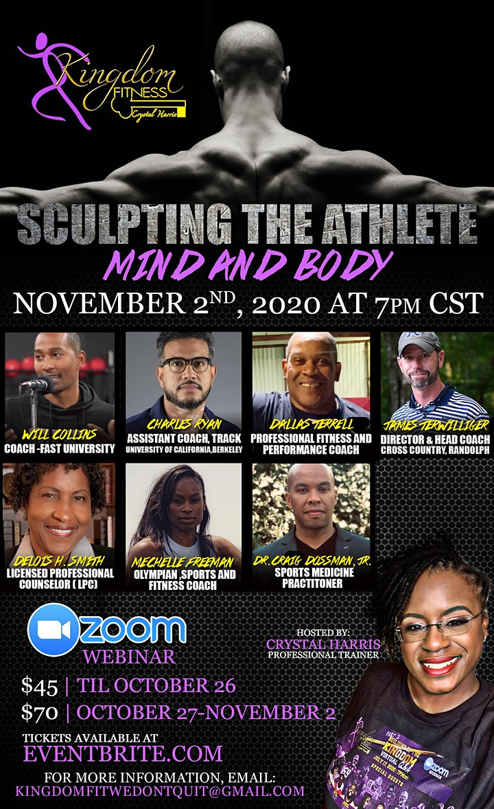 Sculpting The Athlete Mind and Body image
