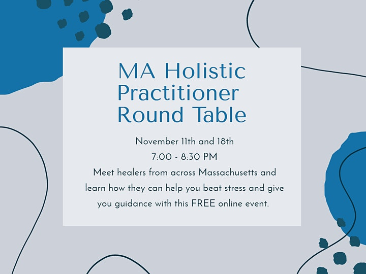 MA Holistic Practitioner Round Table image