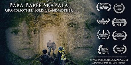 "Virtual Film Screening & Director Q&A: Baba Babee Skazala ""TECH RUN"""