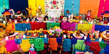 Dia de Muertos (Day of the Dead)Family Crafts tickets