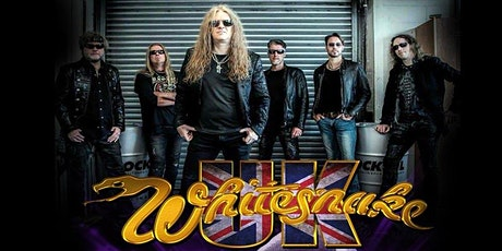 Whitesnake UK Christmas Party Live Eleven Stoke tickets