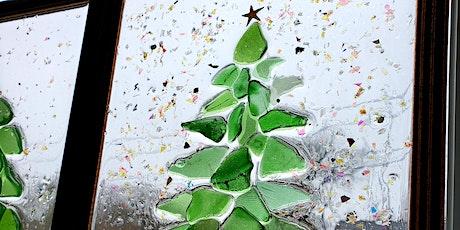 Sea Glass Christmas Tree Virtual Workshop tickets