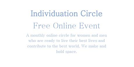 Individuation Circle tickets
