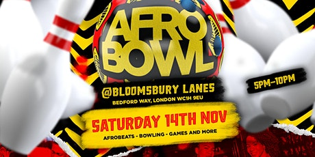 Afrobowl The Return tickets