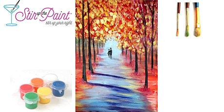 A Walk In The Park In Person Live Painting Event 15 Person in Tacoma tickets
