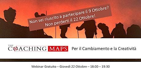 The Coaching Maps per il Cambiamento e la Creatività - 22 Ottobre biglietti
