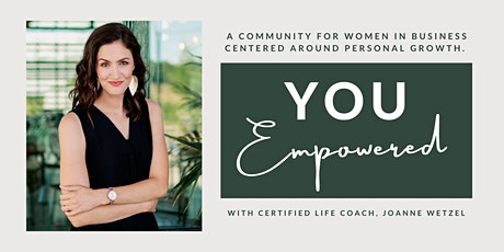 November YOU Empowered Networking Event For Women In Business tickets