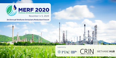 MERF 2020 - 3rd Annual Methane Emissions Reduction Forum tickets