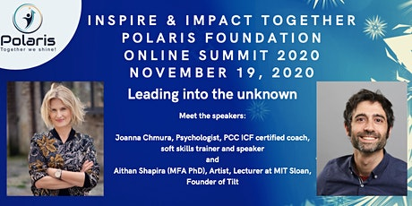 Inspire & Impact Together - 2020 Polaris Foundation Summit - Online Edition tickets