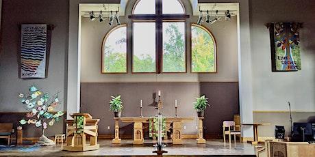 October 25, 2020 10:30 a.m. Indoor Worship Service tickets