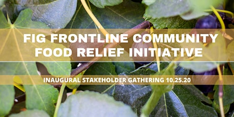 FIG Food Relief Gathering tickets